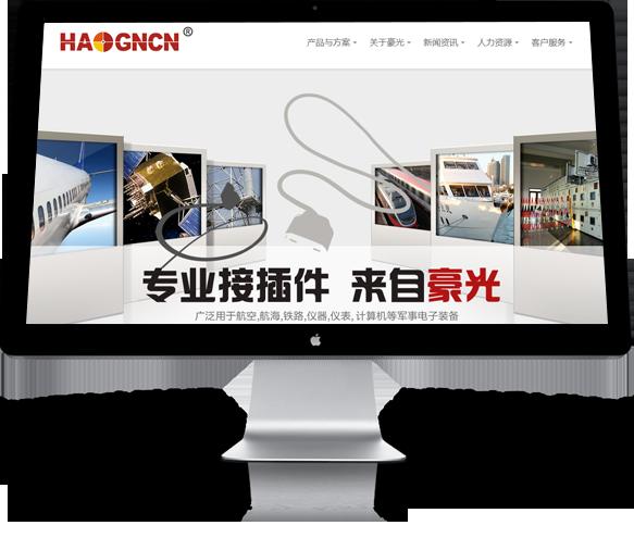 大型门户网站