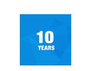 10年专业网站建站经验