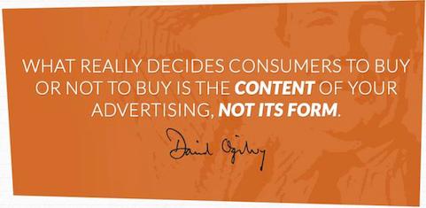 20条大卫奥格威语录——每个市场营销人员都应该知道